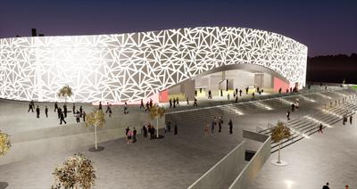18.03.21 OHL Construira El Polideportivo Villa El Salvador