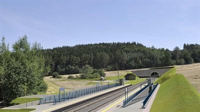 18.04.05 Ndp . OHL Modernizará La Línea Ferroviaria