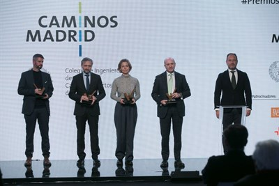 21.02.26 OHL En XIII PREMIOS CAMINOS MADRID