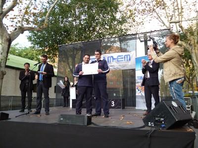 25_11_2014_Metro Ligero Oeste consigue el tercer puesto en el III Campeonato Europeo de Conductores de Tranvías