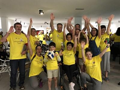 19.06.21 Ndp . 130 Pax Jornada Inclusiva Voluntarios OHL