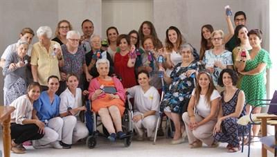 19.06.18 Voluntariado En Brenes (Sevilla ) Lazaditas