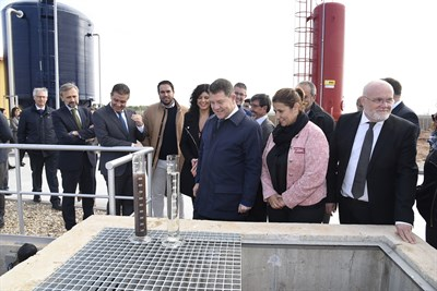 18.11.14 Inauguradas En Albacete Cinco Depuradoras