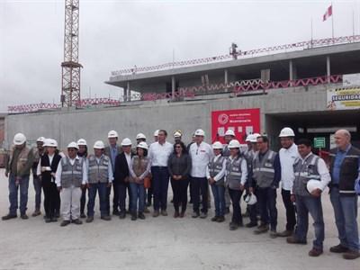 18.08.30 Visita Presidente Peru A MUNA