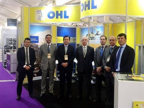 18.05.18 OHL Presente En Las Principales Ferias Mineras De Latinoamérica