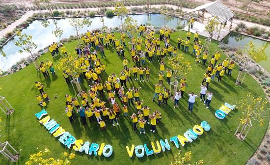 17.11.06 Voluntarios OHL Celebra Su