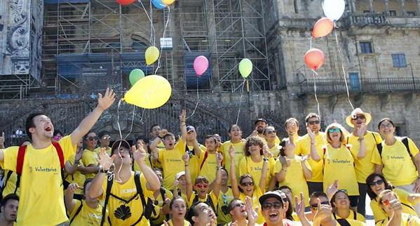 17.01.18 Voluntarios OHL celebra su decimo aniversario