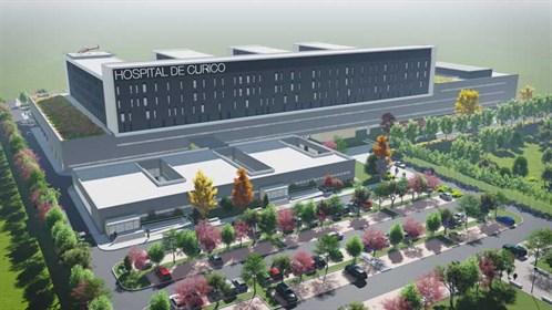 16.09.19 Ndp .OHL-Contrato De 230 Millones En Chile - Hospital De Curicó