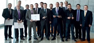 16.03.15 Entrega Premios Innova De OHL Concesiones Torre Espacio