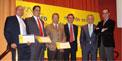 La imagen muestra la celebración del Mes de Oro de la Prevención