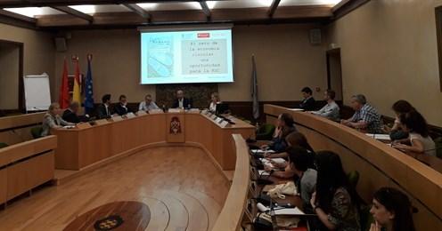 18 07 27 OHL Participa En Una Mesa Redonda Sobre Economía Circular