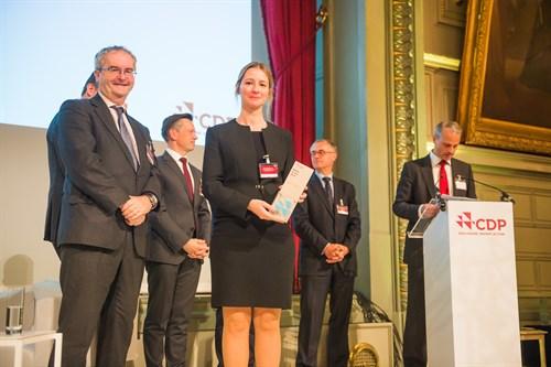 17 11 27 OHL Es Premiada Por CDP En Su Europe