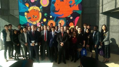 16 11 23 OHL Recibe La Visita De Estudiantes De La Universidad (2)