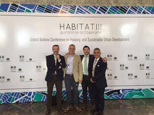 16 11 07 Ciudad Mayakoba Participa En La Conferencia Hábitat (2)