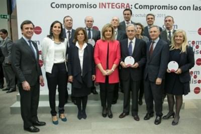 15 10 30 Premio Fundacion Integra
