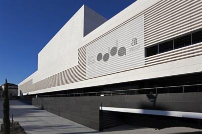 15.05.11.OHL, Premio FOPA 2015 a la Mejor Obra por la construcción del Auditorio de Alicante