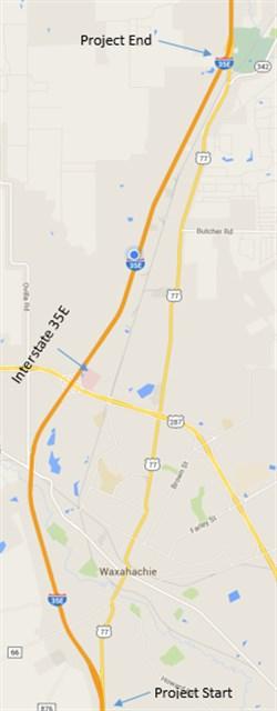 16.04.15 OHL Ampliara Autopista Interstate Highway 35_map