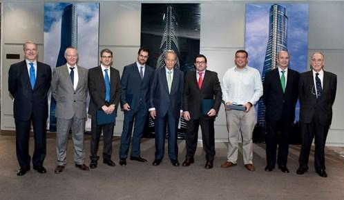 El Grupo OHL celebra la IV edición del Premio a la Idea + Innovadora