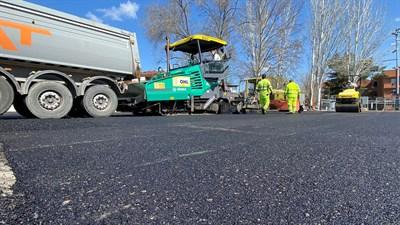 ELSAN participa en un proyecto sobre asfaltos sostenibles