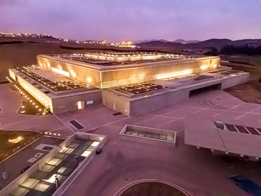 Museo Nacional de Arqueología. Lima, Perú