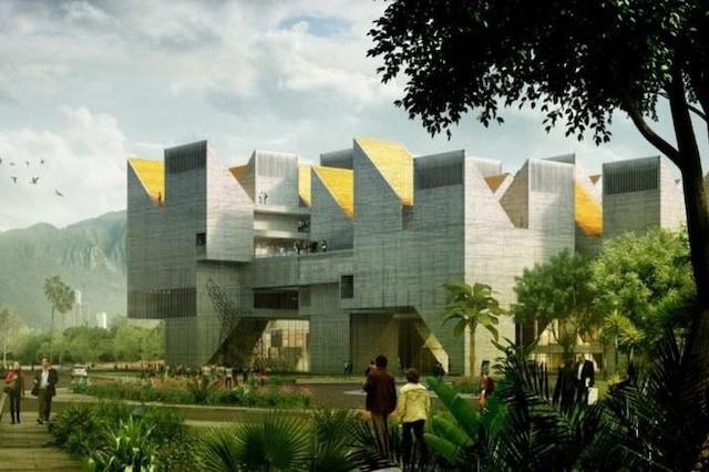 Museo Nacional de la Memoria. Colombia