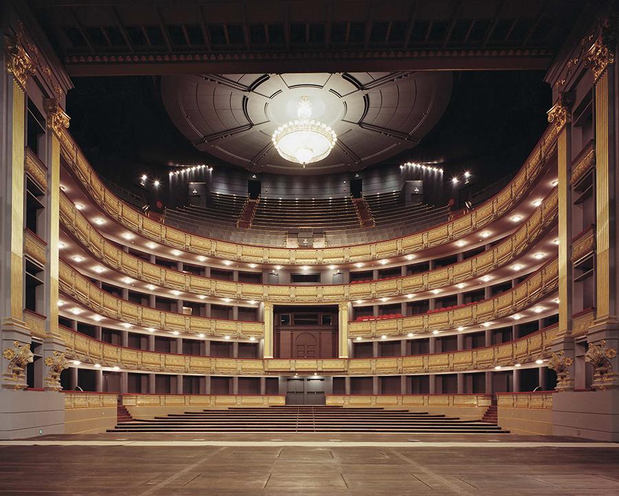 Rehabilitación del Teatro Real. Madrid, España