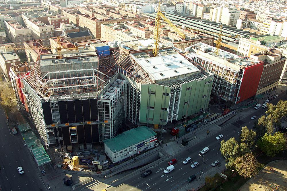 Teatros del Canal. Madrid, España
