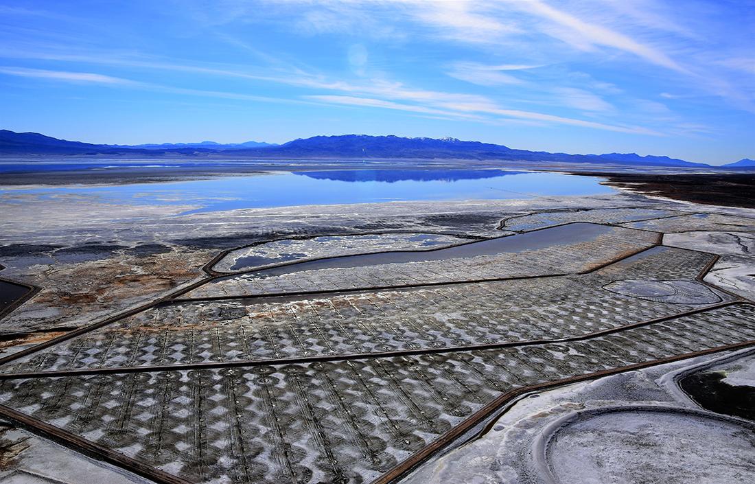 Lago Owens. California, EEUU