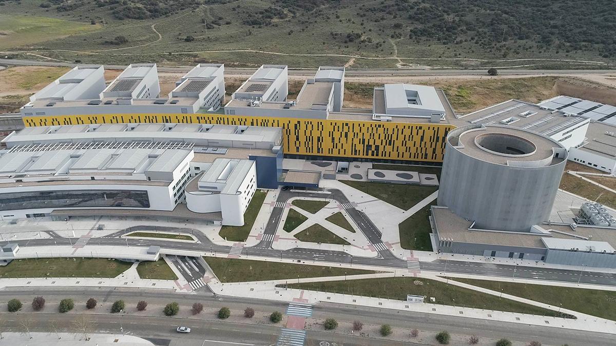 Hospital Universitario de Toledo (CHUT). España